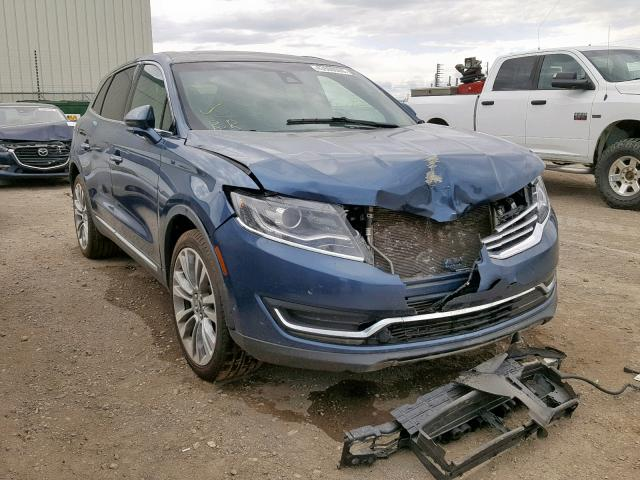 click here to view 2018 LINCOLN MKX RESERV at IBIDSAFELY