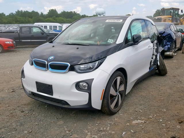 2015 BMW  I SERIES