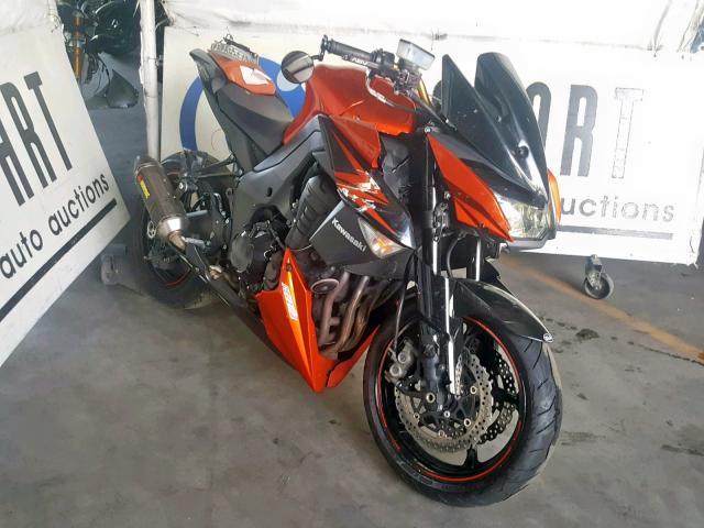 san francisco 0111c 208a7 2012 Kawasaki Zr1000 D 4 for Sale in Colton CA - Lot: 43204619
