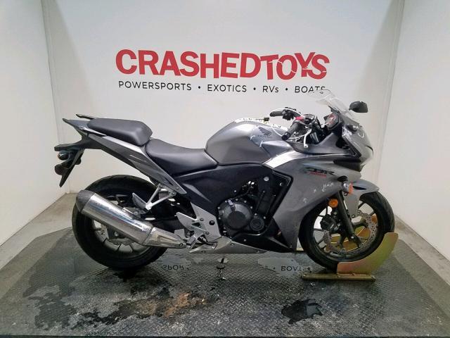 Salvage 2015 Honda CBR500 R for sale