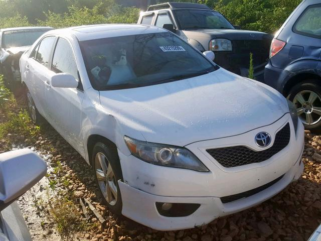 Vehiculos salvage en venta de Copart China Grove, NC: 2011 Toyota Camry Base