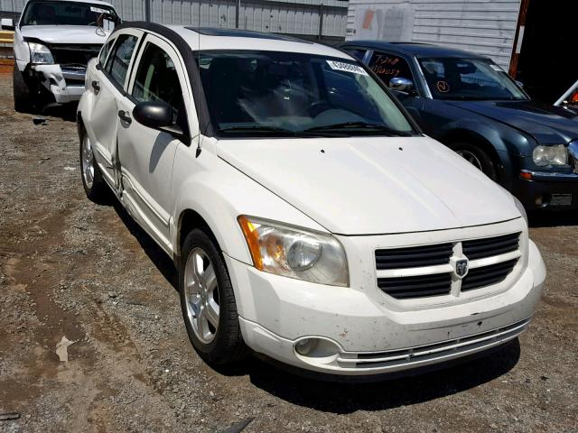 Salvage cars for sale from Copart Chatham, VA: 2007 Dodge Caliber SX