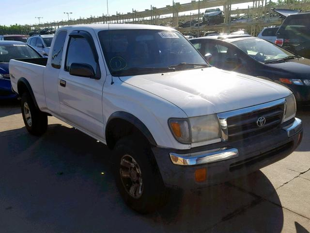 Toyota Tacoma XTR salvage cars for sale: 1999 Toyota Tacoma XTR