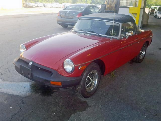 1977 MG MGB for Sale in Marlboro NY - Lot: 43030909