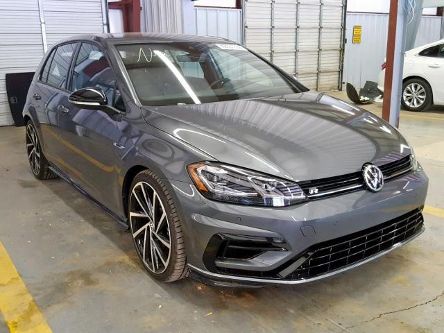 2018 Golf R Release Date Usa >> 2018 Volkswagen Golf R Photos Nc Mocksville Salvage