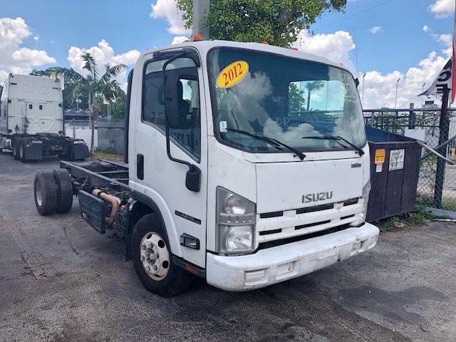 2012 Isuzu Npr Hd 5 2L 4 for Sale in Miami FL - Lot: 43800809