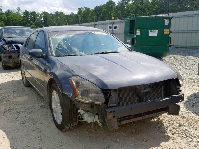 Salvage 2007 Nissan MAXIMA SE for sale