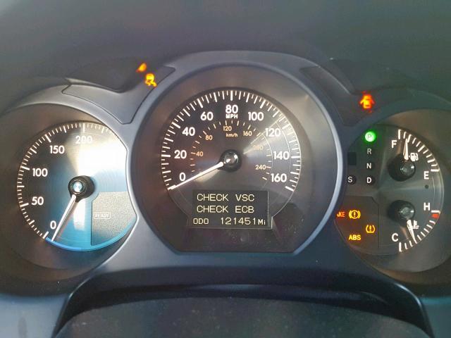 2007 Lexus Gs 450h 3 5L 6 for Sale in Miami FL - Lot: 43332909