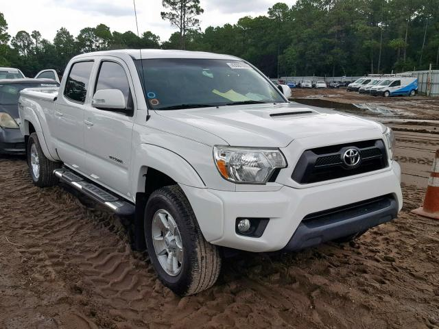TOYOTA TACOMA DOUBLE CAB LONG BED
