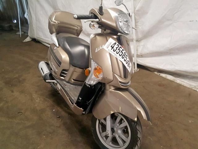 click here to view 2015 KYMCO USA INC LIKE 200I at IBIDSAFELY