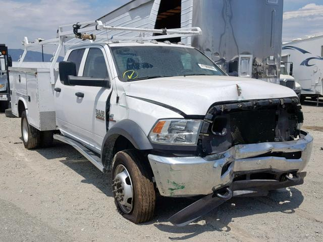 Salvage, Rebuildable and Clean Title RAM 4500 Vehicles for