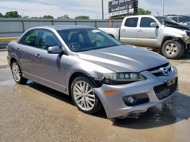 Salvage 2007 Mazda SPEED 6 for sale