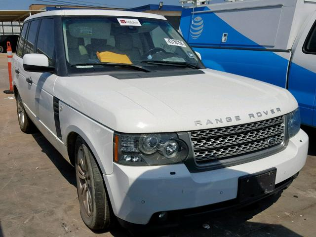 click here to view 2011 LAND ROVER RANGE ROVE at IBIDSAFELY