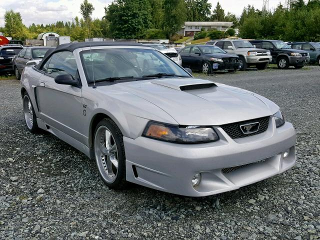Auto Auction Ended On Vin 1fafp45x14f191505 2004 Ford Mustang Gt In Ab Calgary