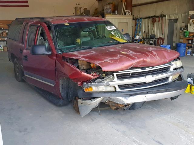 Salvage 2004 Chevrolet SUBURBAN C for sale