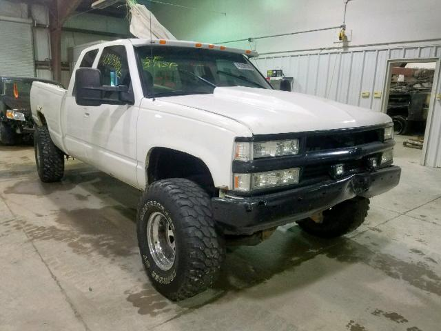 1996 Chevrolet Gmt-400 K1 5 7L 8 for Sale in Leroy NY - Lot: 43235129