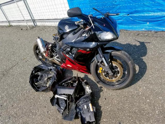 Yamaha YZFR1 salvage cars for sale: 2002 Yamaha YZFR1