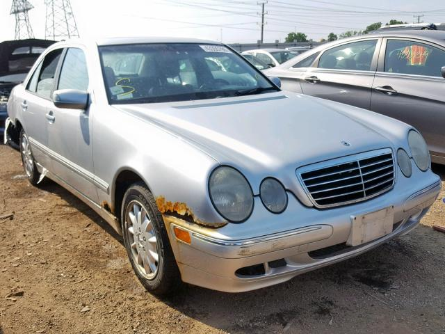 click here to view 2001 MERCEDES-BENZ E 320 4MAT at IBIDSAFELY