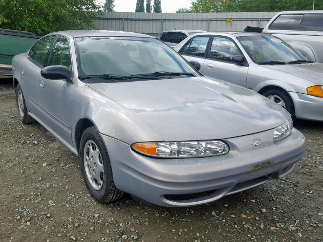 click here to view 2000 OLDSMOBILE ALERO GX at IBIDSAFELY