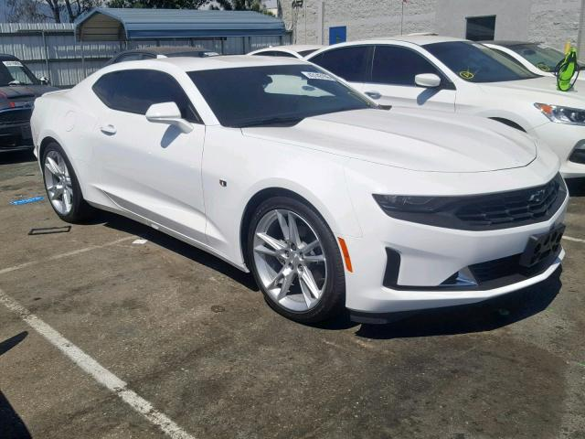 click here to view 2019 CHEVROLET CAMARO LS at IBIDSAFELY