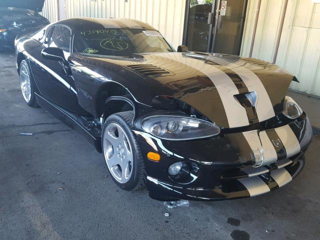 Viper Gts For Sale >> 1999 Dodge Viper Gts 8 0l 10 For Sale In Marlboro Ny Lot 43590479
