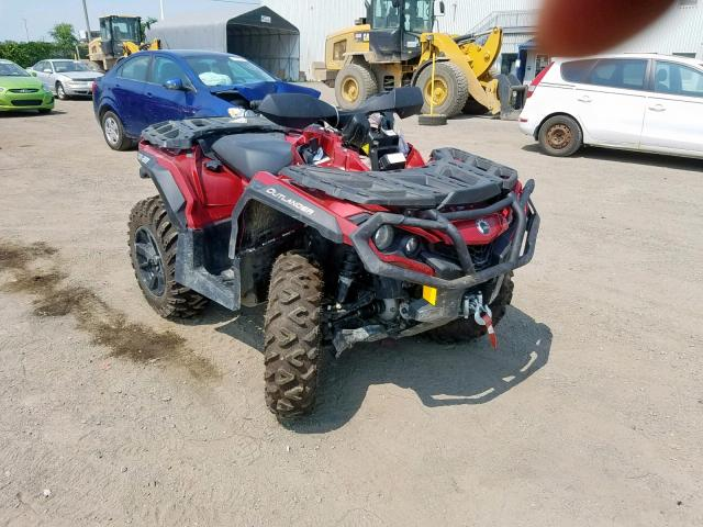 Salvage Can-am For Sale