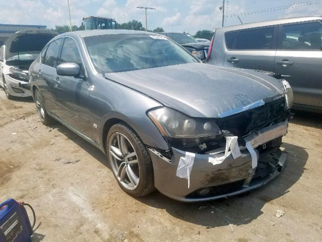 Salvage 2006 Infiniti M45 BASE for sale