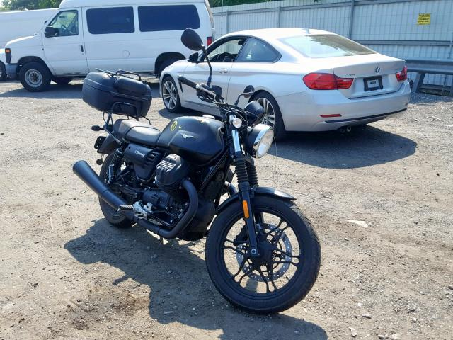click here to view 2017 MOTO GUZZI V7 III STO at IBIDSAFELY