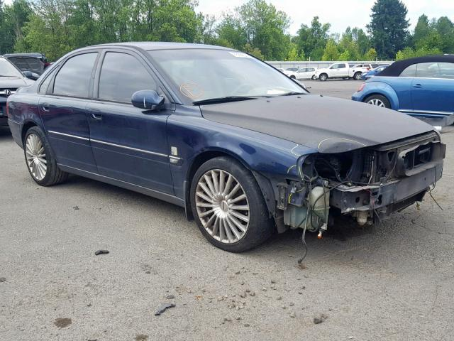click here to view 2002 VOLVO S80 T6 TUR at IBIDSAFELY