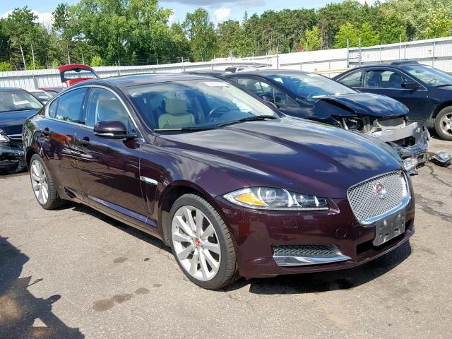click here to view 2014 JAGUAR XF at IBIDSAFELY