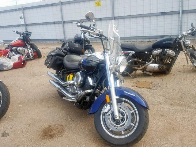 click here to view 2005 YAMAHA XVS1100 A at IBIDSAFELY