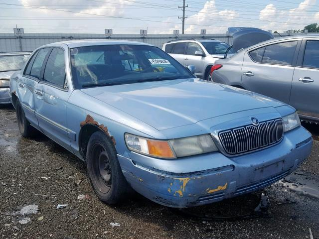 Salvage 1999 Mercury GRAND MARQ for sale