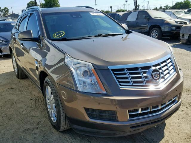 click here to view 2014 CADILLAC SRX LUXURY at IBIDSAFELY