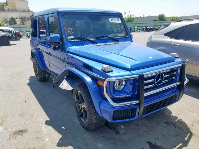 click here to view 2017 MERCEDES-BENZ G 550 at IBIDSAFELY