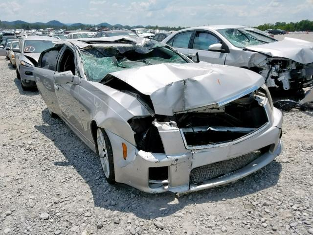 Salvage 2004 Cadillac CTS-V for sale