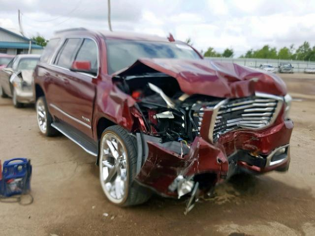 click here to view 2018 GMC YUKON SLT at IBIDSAFELY