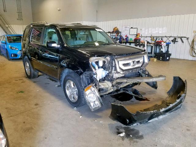 Salvage 2011 Honda PILOT EXLN for sale