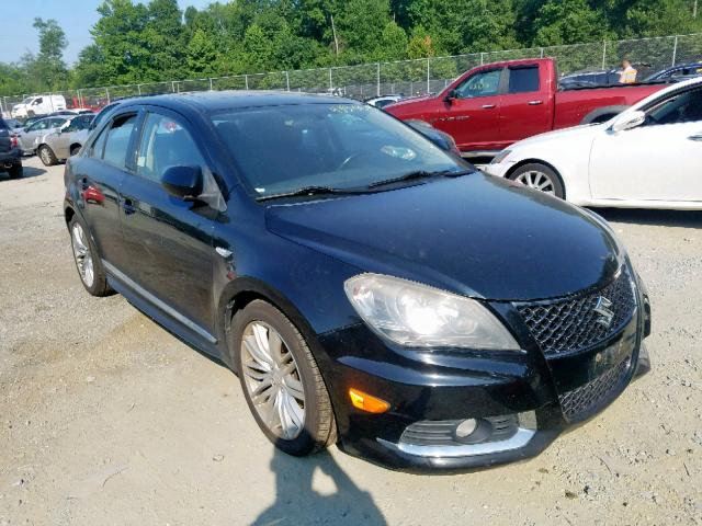 Salvage 2012 Suzuki KIZASHI SP for sale
