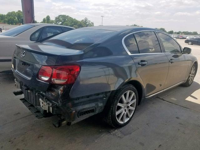 2006 Lexus Gs >> 2006 Lexus Gs 300 3 0l 6 For Sale In Wilmer Tx Lot 43810849