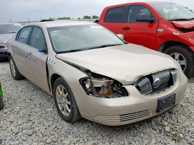 Salvage 2008 Buick LUCERNE CX for sale