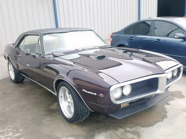 click here to view 1967 PONTIAC FIREBIRD at IBIDSAFELY