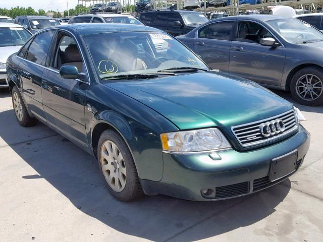 Salvage 1998 Audi A6 2.8 QUATTRO for sale