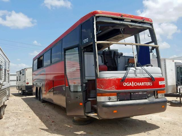 1998 Van Hool T2100 6 للبيع في Mercedes TX - Lot: 42442349
