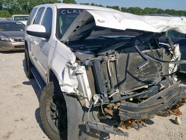 Salvage cars for sale from Copart Houston, TX: 2007 Chevrolet Tahoe K150