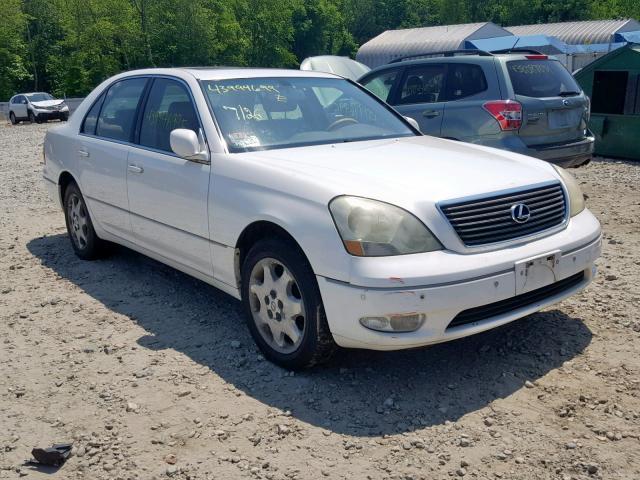2003 Lexus Ls430 >> 2003 Lexus Ls 430 4 3l 8 For Sale In West Warren Ma Lot 43994699