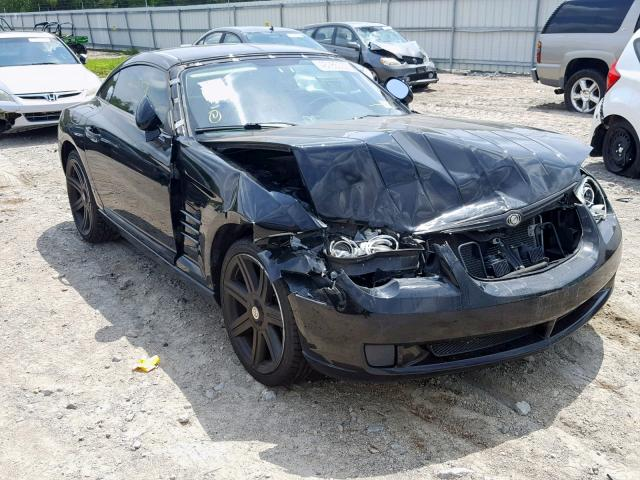 click here to view 2005 CHRYSLER CROSSFIRE at IBIDSAFELY
