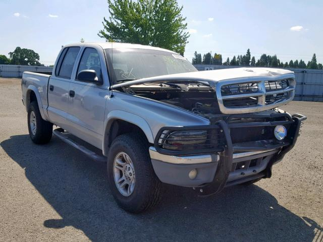 2004 Dodge Dakota Quattro en venta en Woodburn, OR