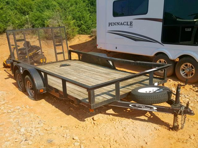 Salvage 2007 Trailers TRAILER for sale