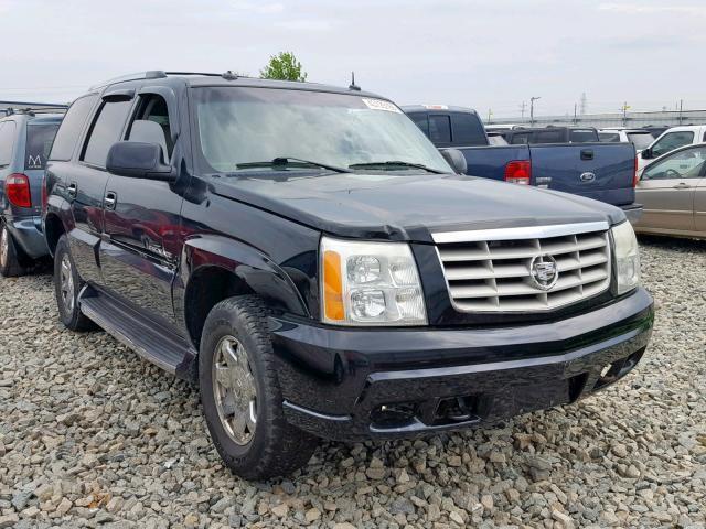 Salvage 2003 Cadillac ESCALADE L for sale