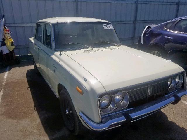 Salvage 1969 Toyota CORONA for sale